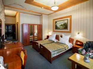 ブカレスト コンフォート スイーツ ホテル