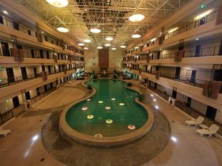ウーイー マウンテン ジンミン ゴルフ ホテル