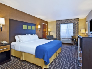 Holiday Inn Express Hotel & Suites Wabash