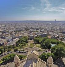 Kyriad Paris 18 - Porte De Clignancourt Montmartre