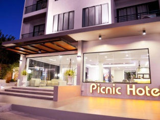 Picnic Hotel Bangkok - Rang Nam