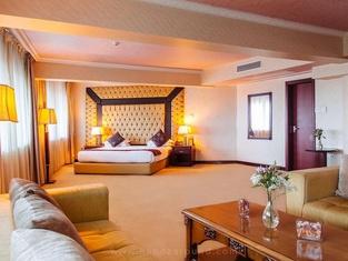 Intercontinental Hotel Addis
