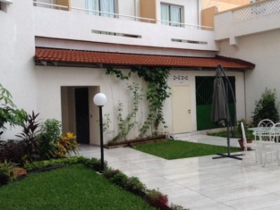 Le Grand Hotel d'Abidjan