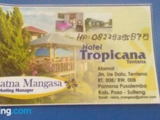 Hotel Tropicana Tentena