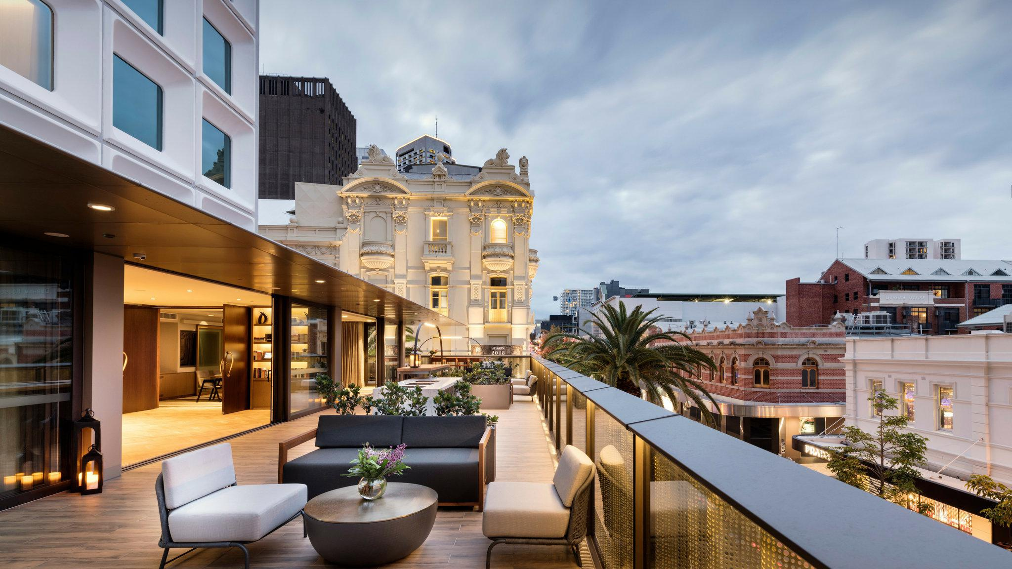 InterContinental Hotels Perth City Centre