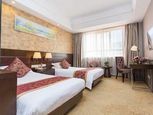 ジンユエ ホテル上海 (上海景悦国际精品酒店)