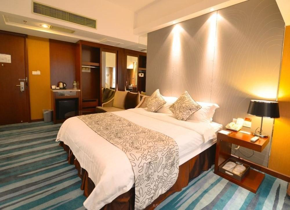โรงแรมเมโทรโปโล เขตพัฒนาเศรษฐกิจอู่ฮั่น ว่านต่า