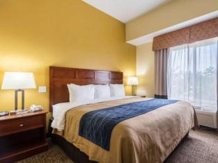 Comfort Inn and Suites Cedar City