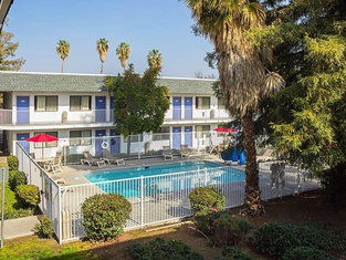 Motel 6-Porterville, CA