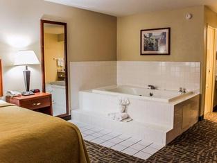 Quality Inn Kinston Hwy 70