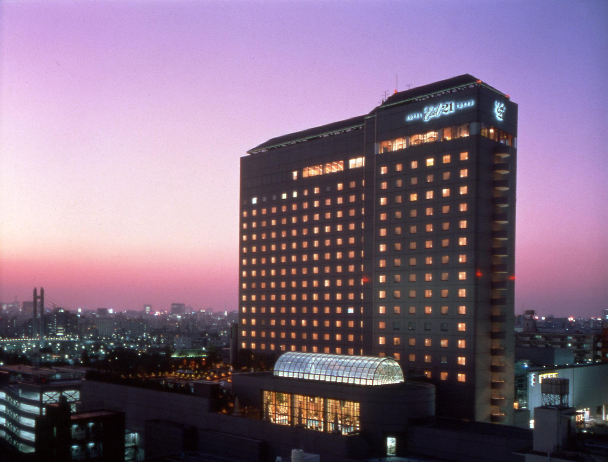 호텔 이스트 21 도쿄