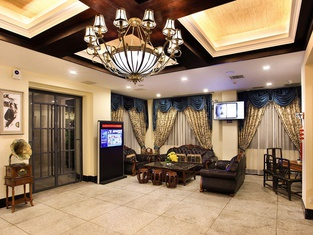 Yu Hill Hotel (Guilin Arctic square)