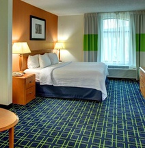 Fairfield Inn Suites Asheville Outlets