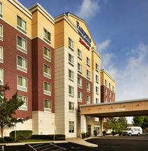 Fairfield Inn Suites Columbus Polaris