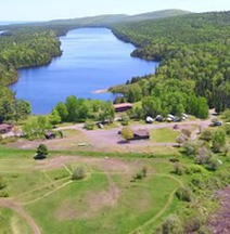 Lake Fanny Hooe Resort-2 Bed With Balcony #12 Hotel Room