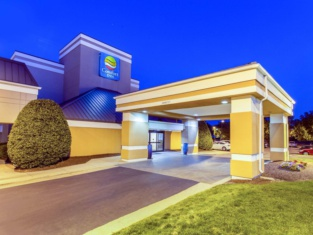 Comfort Inn University Durham – Chapel Hill
