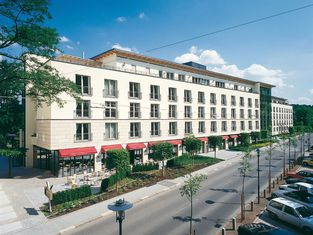 โรงแรมวิกเตอร์สเรซิเดนซ์ ซาร์บรึคเคิน