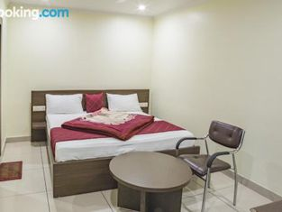 1 BR Guest House in Banbhoolpura, Haldwani (F5A6), by GuestHouser