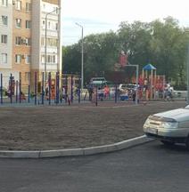 Apartment on Prospekt Kuanysha Satpaeva 36/1