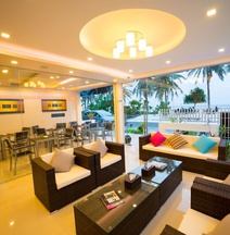 白色豎琴海灘酒店
