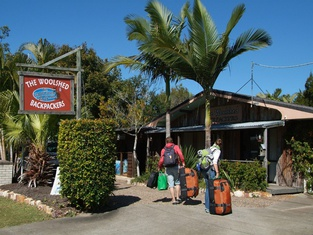 Aussie Woolshed Backpackers Hervey Bay