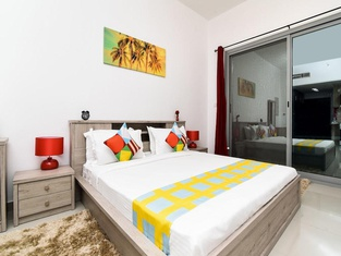 OYO 144 Home Sheikh Zayed View Apartments