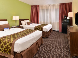 Americas Best Value Inn & Suites Extended Stay - Tulsa