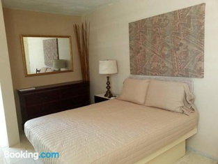 Furnished Mini Studio A/C Wifi Queen BED