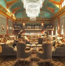 布達佩斯神秘飯店
