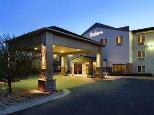 Radisson Hotel Ames Conference Center at ISU