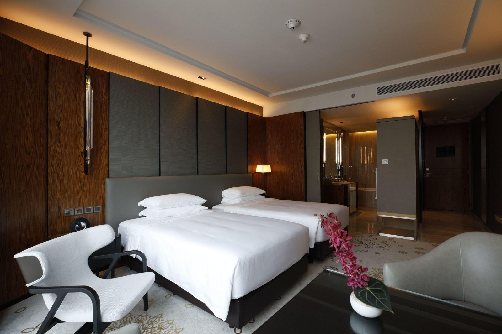 曼谷苏坤蔚凯悦摄政酒店