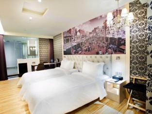 FX Hotel Tainan MinSheng Road Branch