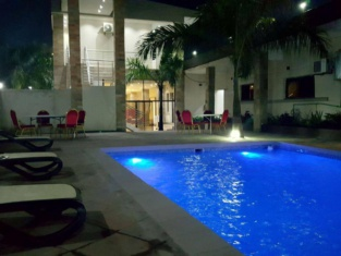 Pamo Hotel and Restaurants