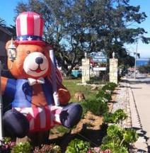 Americas Best Value Presidents Inn Monterey