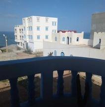 Apparemment à Sidi Ifni Beach
