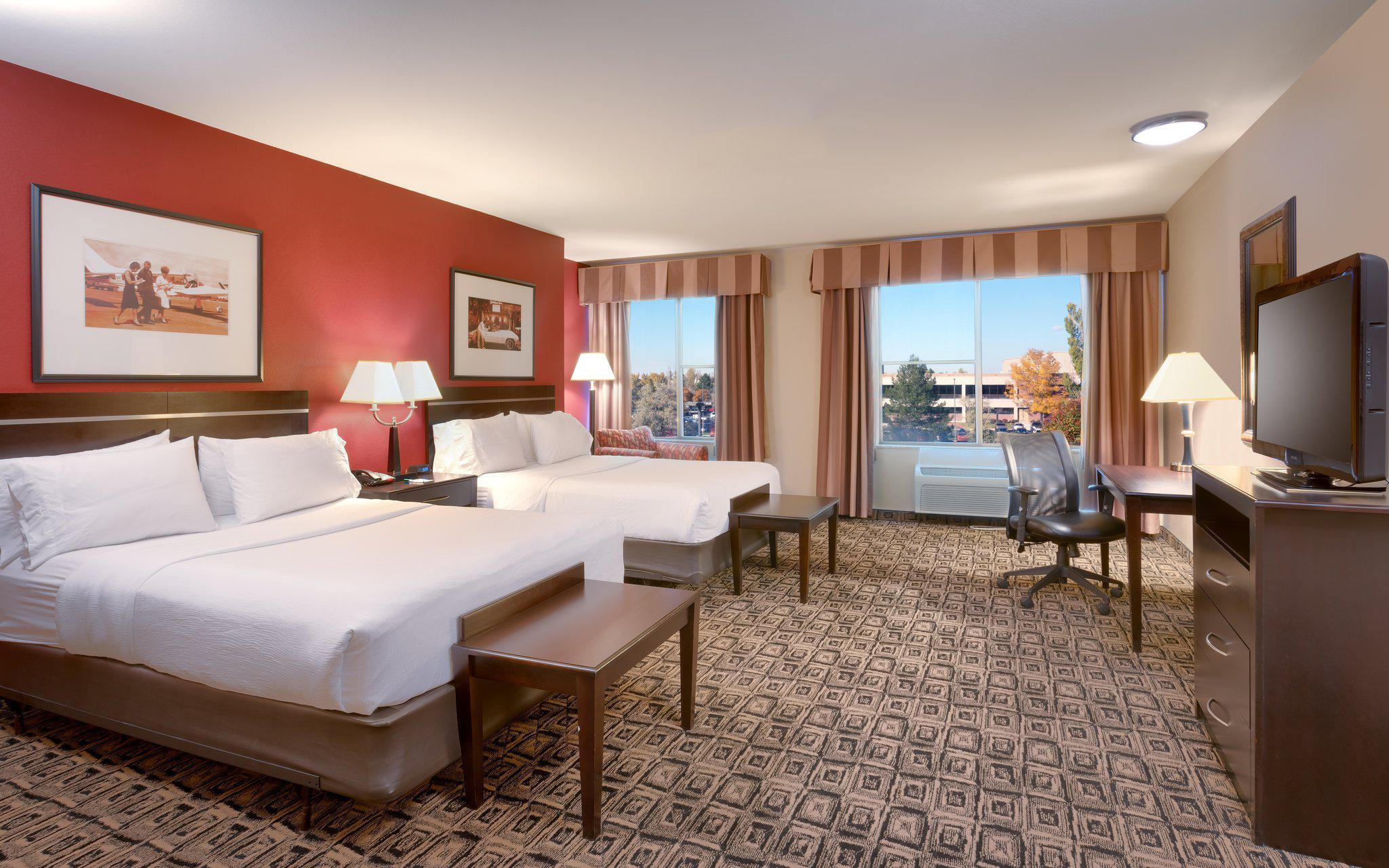 Holiday Inn & Suites Salt Lake CITY-AIRPORT West