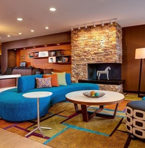 Fairfield Inn Suites Dayton
