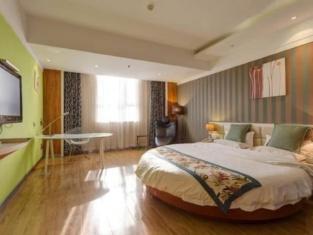 Oyo西安蘋果之歌設計師酒店