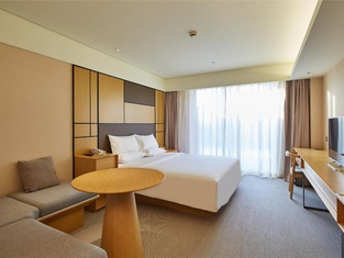 โรงแรมเจไอ เซี่ยงไฮ้ หงเฉียว ถนนจงซานตะวันตก