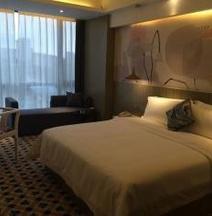 โรงแรมปาโค่ บิสสิเนส กวางโจว เทียนปิงเจีย เมโทร สเตชั่น