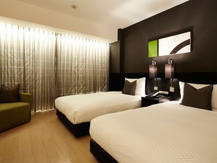 โรงแรมอุนิโซ ฟุกุโอกะ เทนจิน