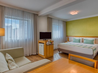 Comfort Suites Oscar Freire