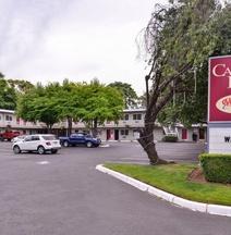 尤金市中心校園套房酒店