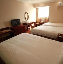 GreenTree Inn Anhui Huangshan Jiangjing District Tiandu Avenue Business Hotel