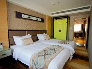 Yeste Hotel (Xiangyang Changchun)