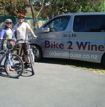 Olde Mill House B&B & Bike2Wine Cycle Hire