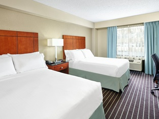 Holiday Inn Express Hotels- Hampton