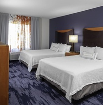 Fairfield Inn Suites Charlotte Matthews