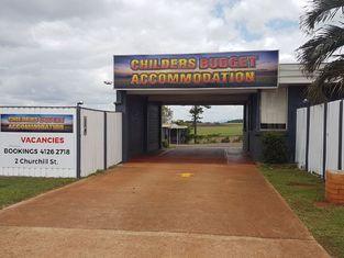 Childers Budget Accommodation