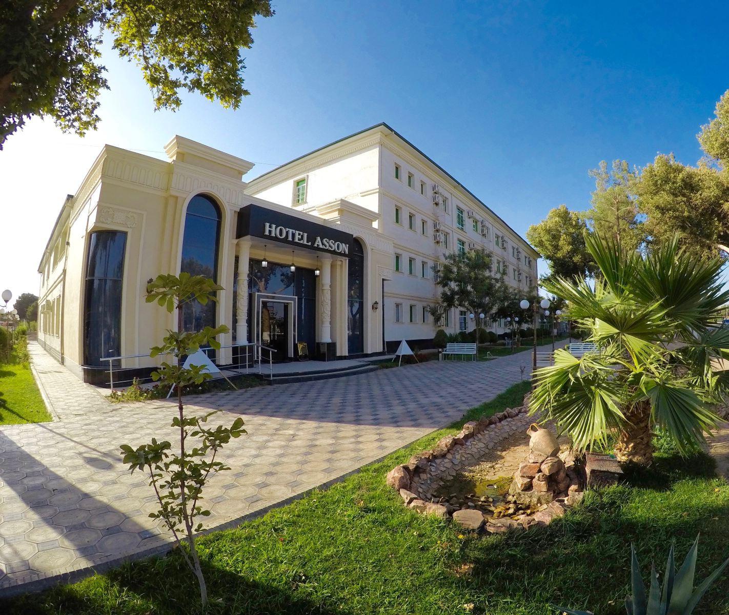 Asson Hotel Termez